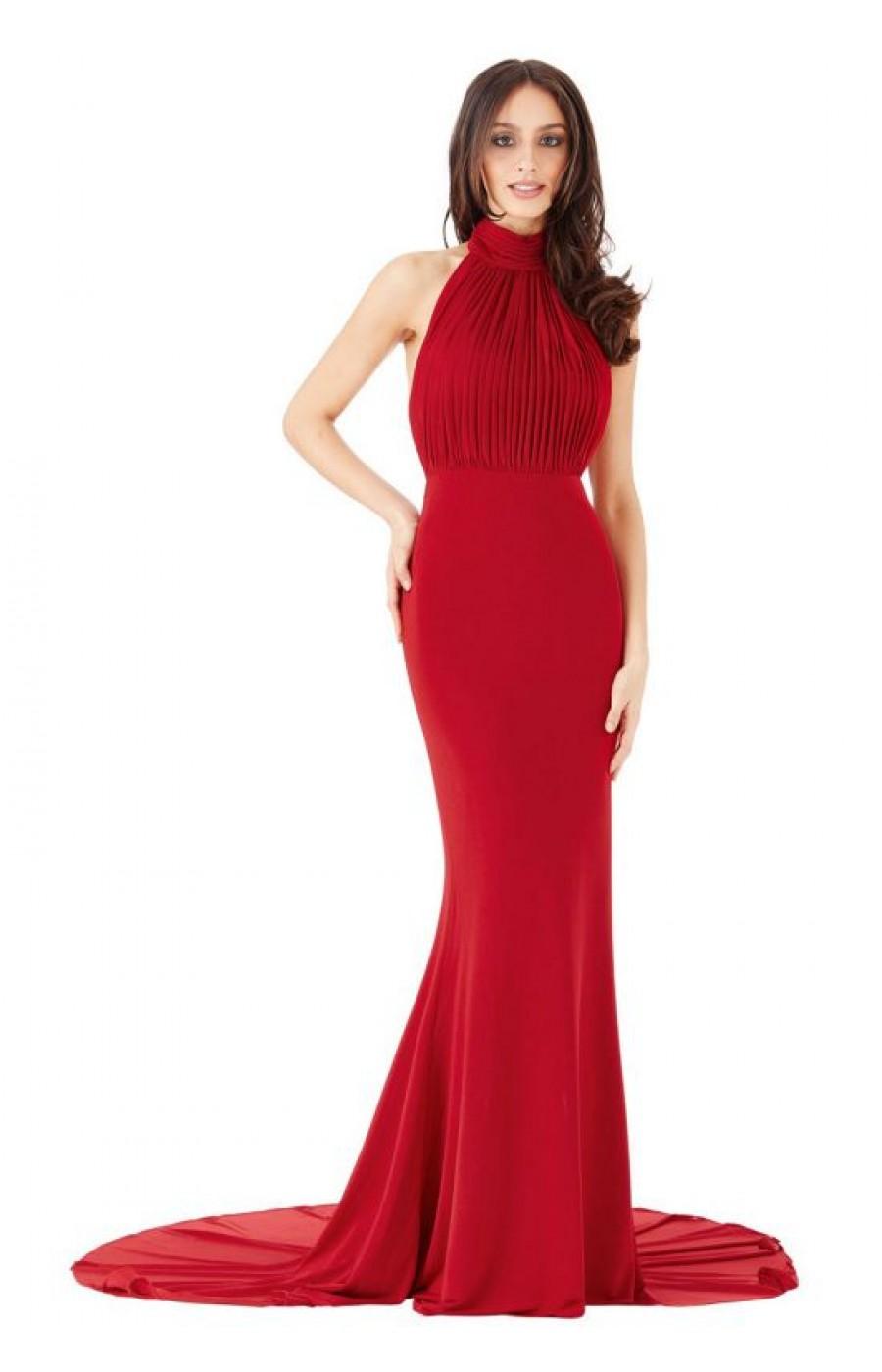 Μακρύ φόρεμα με ανοικτή πλάτη
