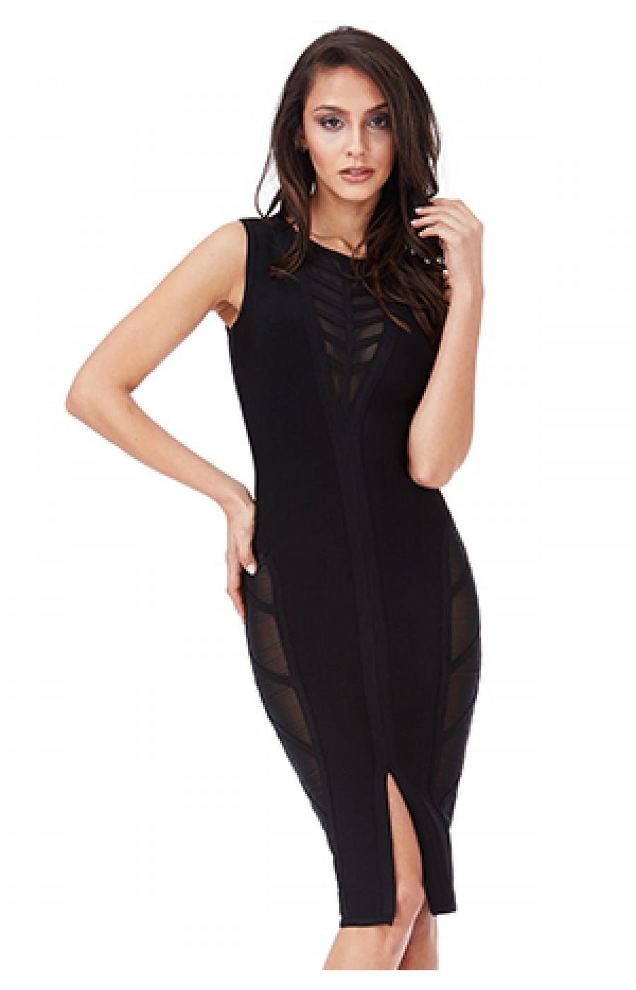 Βραδινο φορεμα σκούρο μπλε