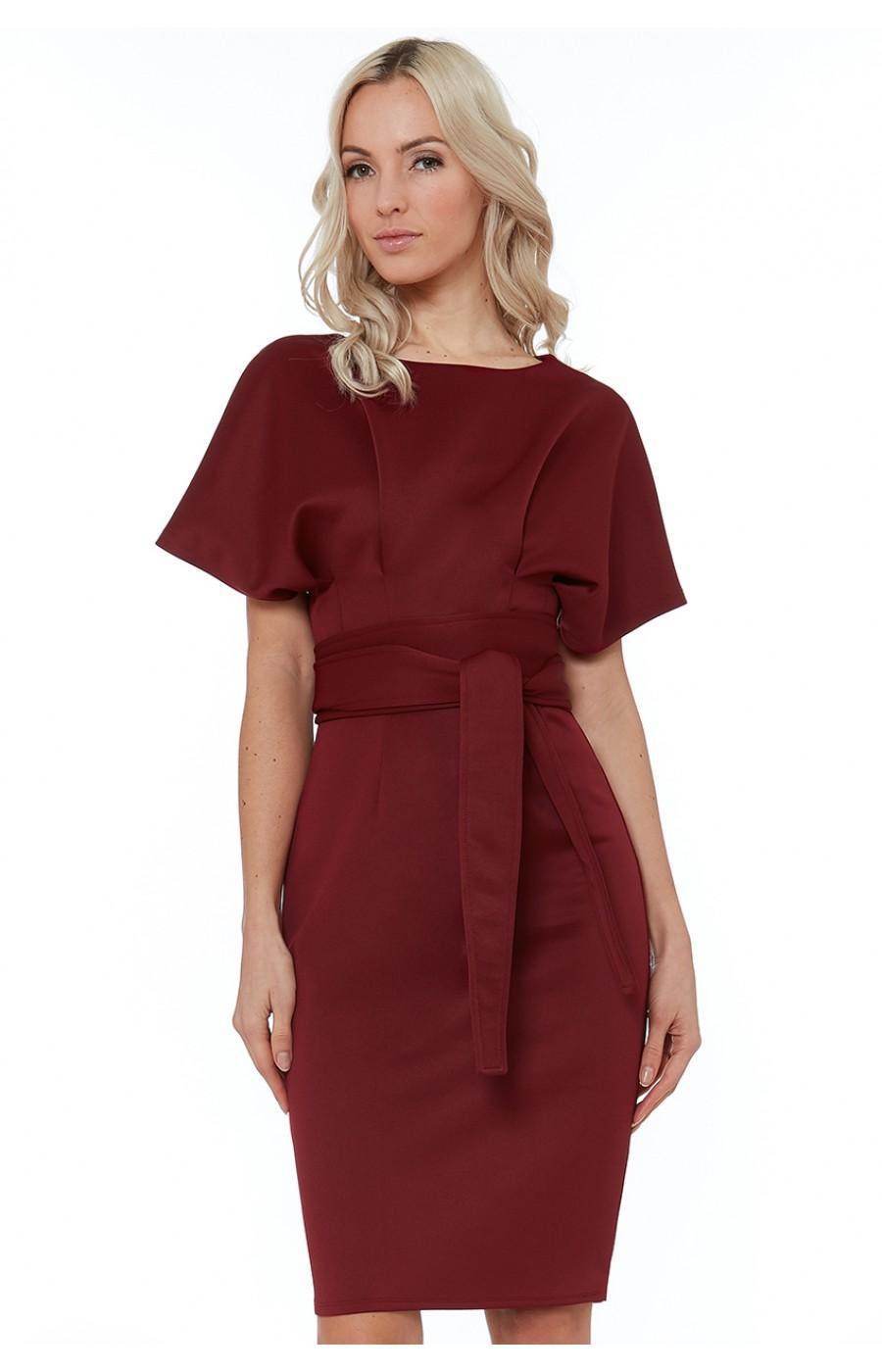 Φόρεμα σε στυλ κιμονό